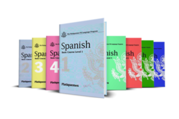 Platiquemos Spanish Course -  Includes Teacher Support and Zoom lessons!