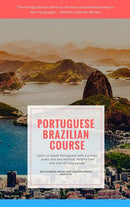 Learn Brazilian Portuguese Foreign Service CD/Book set