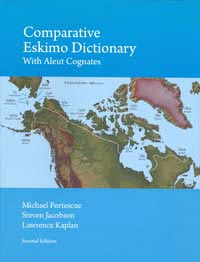 Comparative Eskimo Dictionary with Aleut Cognates