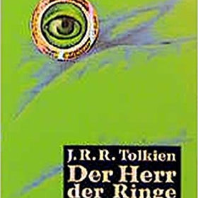 Lord of the Rings German Box Set  Der Herr Der Ringe: