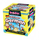 Let's Learn German The Board Game