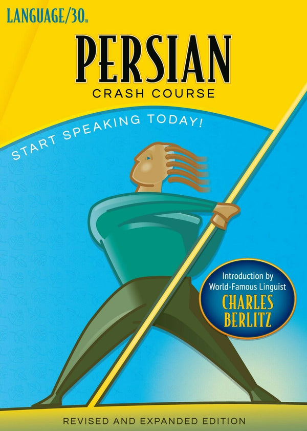 Persian Farsi Crash Course 2 Audio CD's