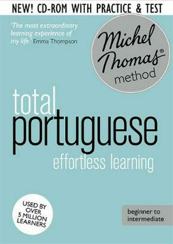 Total Portuguese Course European Michel Thomas