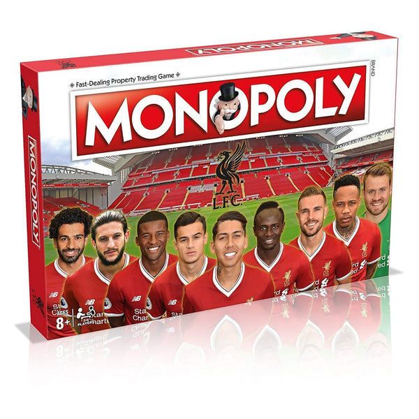 Liverpool FC Monopoly Board Game