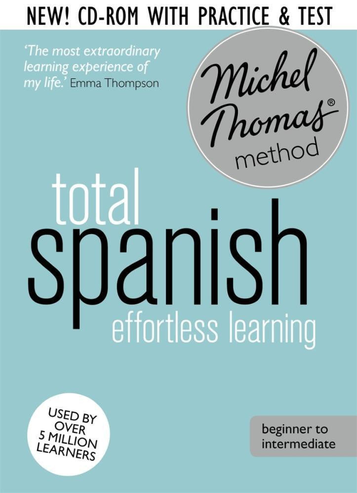 Total Spanish with the Michel Thomas Method includes Practice & Test (CD Audio) - Teacher In Spanish
