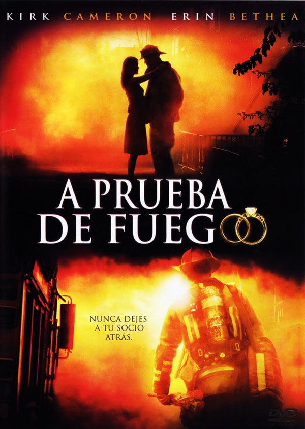 A PRUEBA DE FUEGO (FIREPROOF)English&Spanish audio - Teacher In Spanish