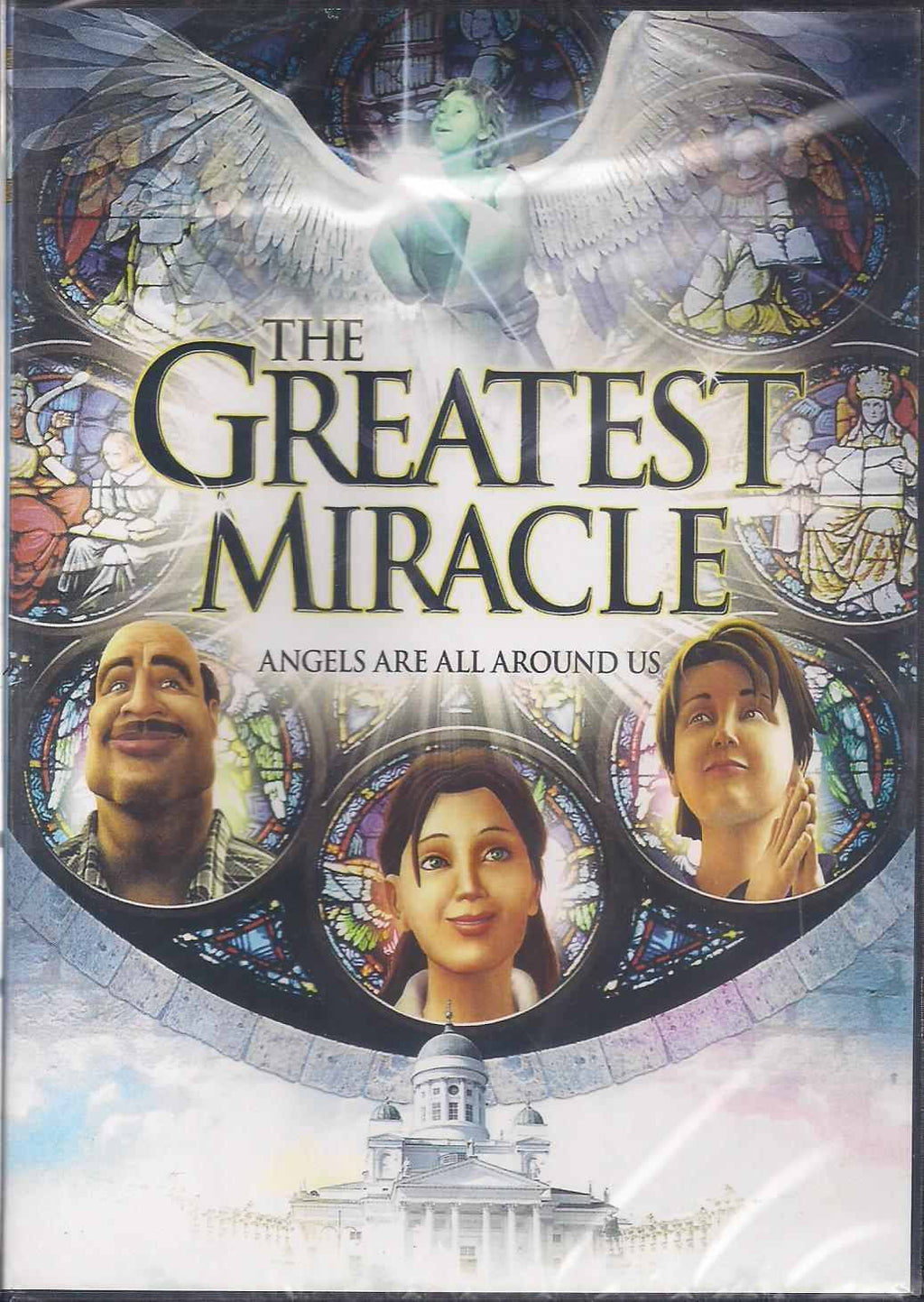 DVD - The Greatest Miracle El Gran Milago NEW English & Spanish FAST SHIPPING - Teacher In Spanish
