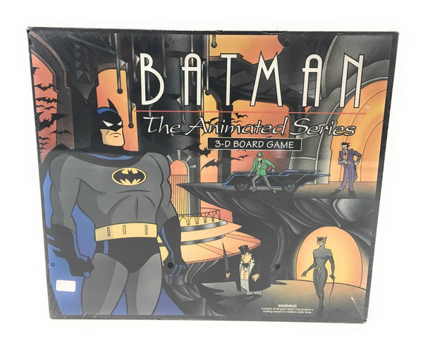 Batman The Animated Series 3D  Board Game