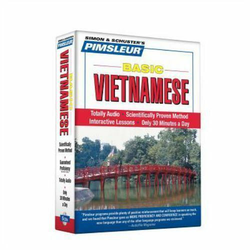 Pimsleur Vietnamese Basic Course Audio CD's