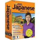 Instant Immersion Japanese Language Software Levels 1, 2, 3
