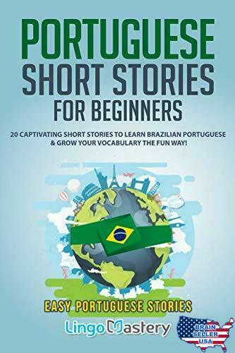 20 Portuguese Short Stories for Beginners