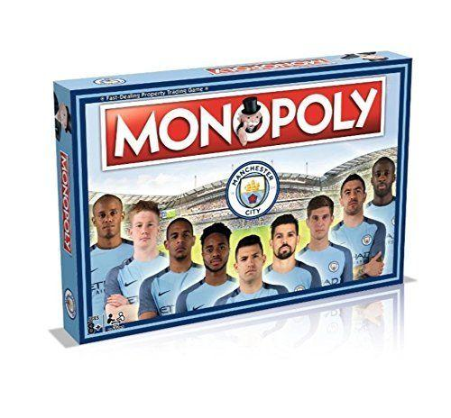 Manchester City FC Monopoly
