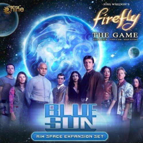Firefly Blue Sun Expansion Board Game