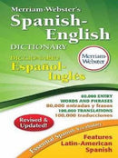 Merriam-Webster's Spanish-English by Merriam-Webster (Mass Market Paperback) NEW - Teacher In Spanish