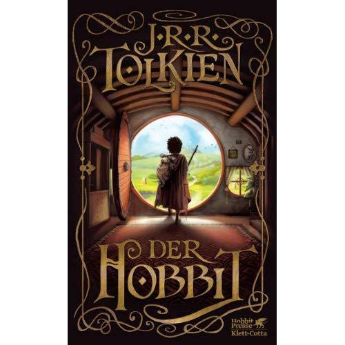 The Hobbit Book In German New