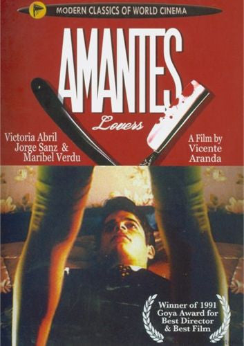 Amantes Lovers DVD, 2011 Spanish Language W/English Subtitles - Teacher In Spanish