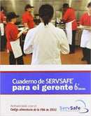 ServSafe Manager Book in Spanish, Revised by National Restaurant Paperback NEW - Teacher In Spanish