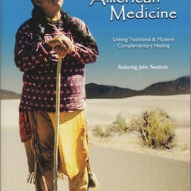 Native American Medicine DVD 2002