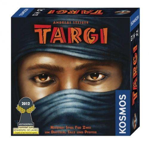 TARGI 2-player Board Game in German