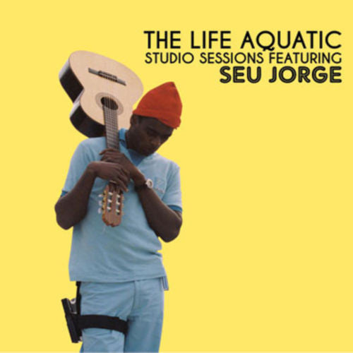 THE LIFE AQUATIC Seu Jorge Studio Session x2 LP Vinyl Bowie Ziggy Stardust