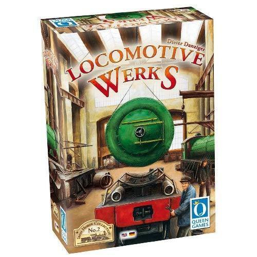 Locomotive Werks Board Game