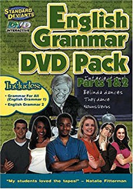 Standard Deviant English as A Second Language School DVD Complete