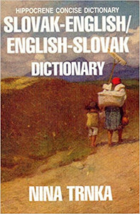 Slovak-English/English-Slovak Concise Dictionary