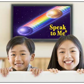 Speak to Me English as a Second Language DVD/book Esl for Spanish Speakers