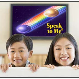 Speak to Me English as a Second Language DVD/book Esl for Chinese Speakers