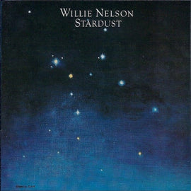 Stardust Willie Nelson Vinyl Record Used