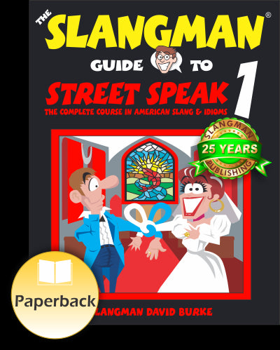 Street Speak Slang Bundle Book 1 with audio
