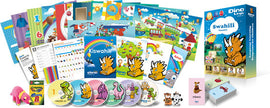 Dino French Deluxe DVD Course for Children