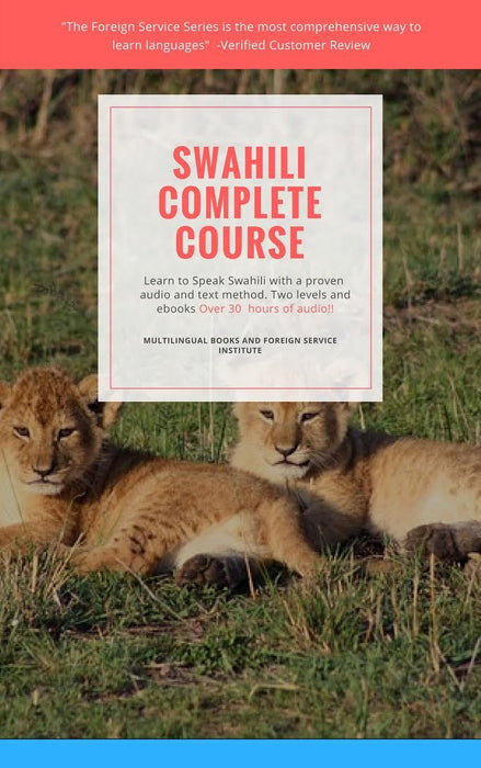 Swahili Comprehensive Course Download