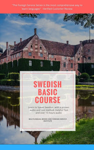 Download of FSI Swedish Basic Course