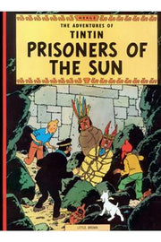 TINTIN AND PRISONERS OF THE SUN ARABIC CARTOON DVD