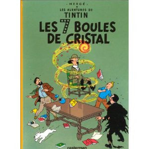 Tin Tin French Set of 23 TINTIN Books