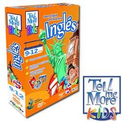 Tell Me More Kids Inglés (ESL) Learning Software