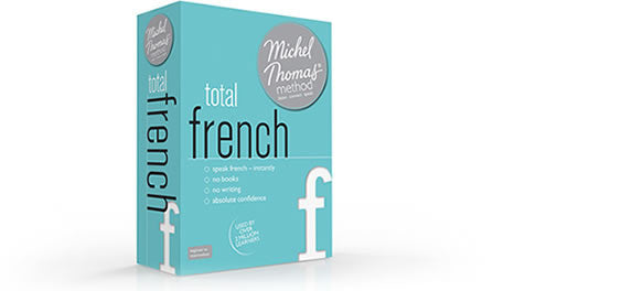 Total French: Revised (Learn French with the Michel Thomas Method)