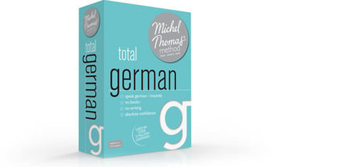 Total German Total the Michel Thomas Method