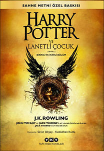 Turkish Harry Potter ve Lanetli Cocuk 8  The Cursed Child