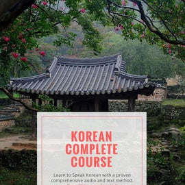 Learn Korean Foreign Service Course