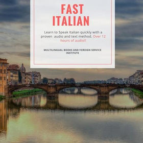 Fast Italian - CD Version, Levels 1 and 2