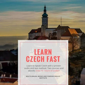 Learn Czech Fast , Foreign Service Course download