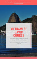 Learn Vietnamese Foreign Service Book and CD set