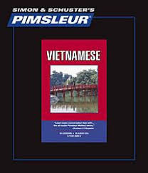 Pimsleur Comprehensive Vietnamese Course