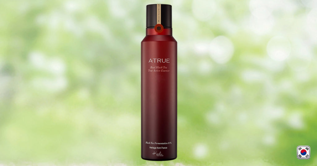 KutiSkin - ATRUE Real Black Tea True Active Essence Image