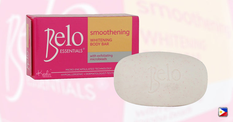 KutiSkin Belo Essentials Smoothening Whitening Body Bar - HALAL