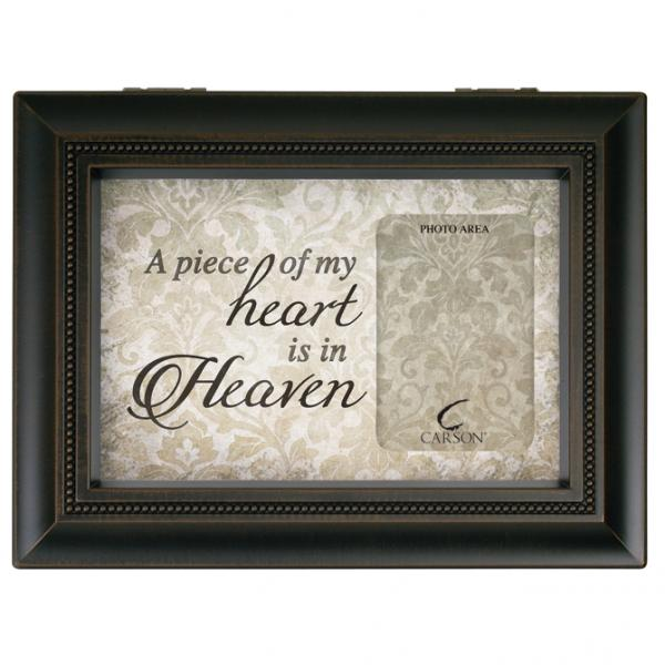 """A Piece of my heart"" Music Box - Bloom'n Things (3242976084049)"