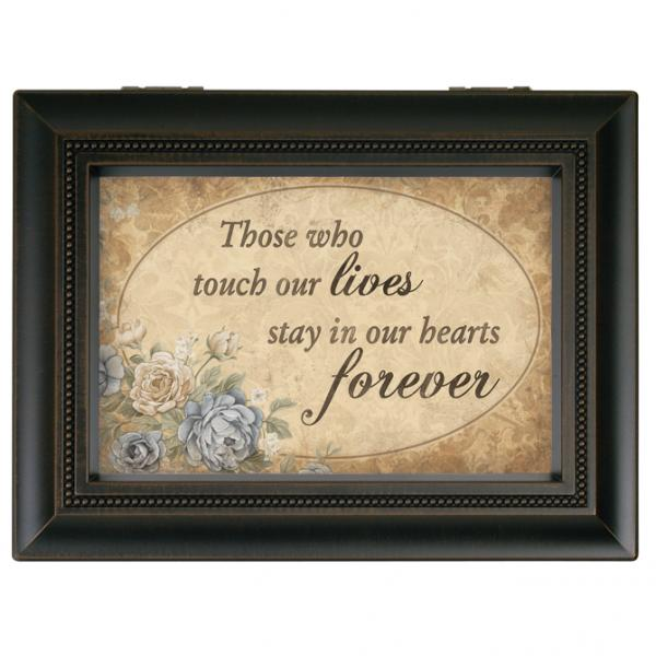 """Hearts Forever"" Music Box - Bloom'n Things, LLC"