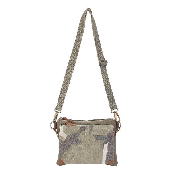 Camo Crossbody Vintage Purse - Bloom'n Things, LLC